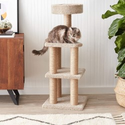Cat tree, cat scratching post, cat condo, cat tower, scratching post