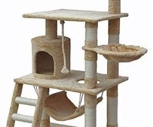 Cat tree, cat tower, cat gym
