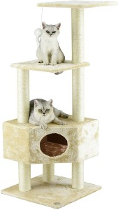 Cat tree, Cat condo, cat scratching post